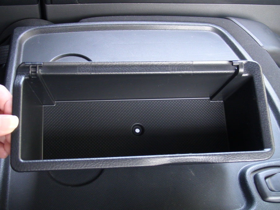 ダイハツから購入したタントL375S運転席側の新品のアームレストボックス_その2